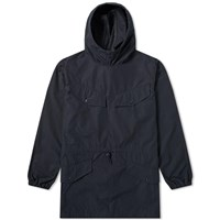 Arpenteur Milli Pocket Smock Blue