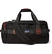 Patagonia Arbor 30L Canvas Duffle Bag Black
