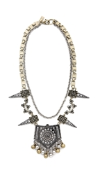 Juliet And Company Gigi Necklace Gold Multi