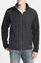 Merrell 'Big Sky Hybrid' Jacket Black Black Heather