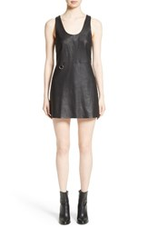 Veda Women's Tempo Leather Shift Dress