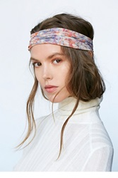 Free People Womens Printed Widebands