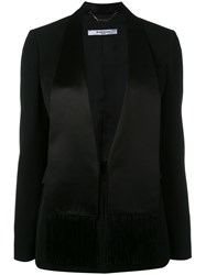Givenchy Classic Fitted Blazer Black