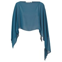 Damsel In A Dress Gabriella Shawl Teal