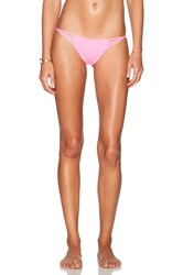 Cami And Jax Cami Jax Anuhea Bikini Bottom Pink
