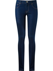 Amapa Five Pocket Skinny Jeans Blue