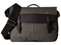 Timbuk2 Proof Messenger Small Carbon Messenger Bags Gray