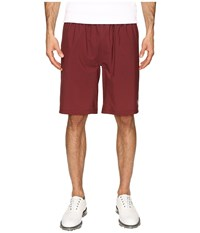Travis Mathew Norfolk Oxblood Men's Shorts Red