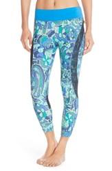 Women's Maaji 'Cyanne Forest' Capri Pants