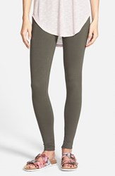 Junior Women's Bp. Essential Leggings Grey Beluga