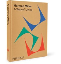 Phaidon Herman Miller A Way Of Living Hardcover Book Tan