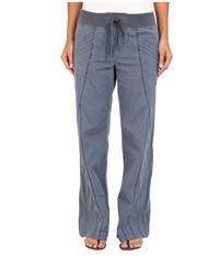 Xcvi December Wide Leg Pant Blue Mountains Women's Casual Pants