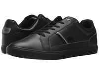 Lacoste Europa 417 1 Sport Black Shoes