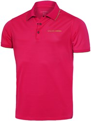 Galvin Green Men's Marty Tour Polo Hot Pink