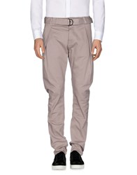 Andrea Pompilio Casual Pants Dove Grey