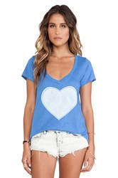 Local Celebrity Best Things Jovi Tee Blue