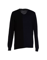 Cnc Costume National Costume National Homme Knitwear Jumpers Men Dark Blue