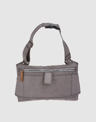 Gas Jeans Gas Medium Fabric Bags Dove Grey