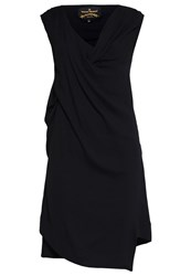 Vivienne Westwood Anglomania Cocktail Dress Party Dress Black