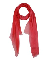 Oyuna Accessories Stoles Women Red