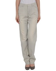 Emporio Armani Denim Pants Light Grey