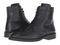 Bugatchi Toscano Boot Nero Men's Boots Black