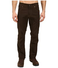 Kuhl Kanvus Jeans Dark Roast Men's Jeans Brown