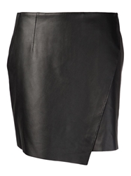 Helmut Lang Bonded Mini Skirt Black