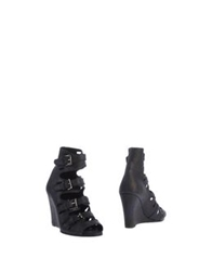 Surface To Air Ankle Boots Dark Blue