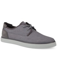 Marc New York Bergen Canvas Sneakers Men's Shoes Char Dcgr