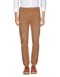 Happiness Casual Pants Brown