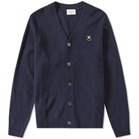 Wood Wood John Cardigan Blue