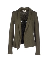 American Vintage Suits And Jackets Blazers Women Military Green