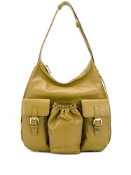 Jacquemus Oversized Shoulder Bag Green