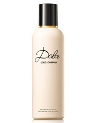 Dolce And Gabbana Perfumed Body Lotion No Color
