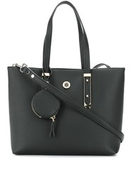 Tommy Hilfiger Item Statement Tote Bag Black