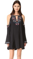 Parker Addyson Dress Black
