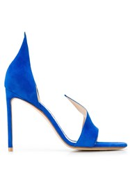 Francesco Russo Flame Sandals Blue