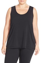 Plus Size Women's Zella Scooped Neck Racerback Tank