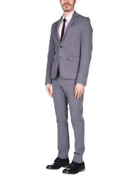 Cnc Costume National C'n'c' Suits Grey