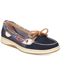 Sperry Women's Angelfish Boat Shoes Women's Shoes Navy Seaweed