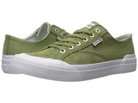 Huf Classic Lo Ess Sage Men's Skate Shoes Green