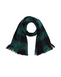 Marina D'este Scarves Dark Green