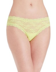 Candc California Lace Cheeky Hipsters Keylime