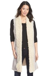 Women's Nic Zoe 'Cozy Cove' Faux Shearling Vest