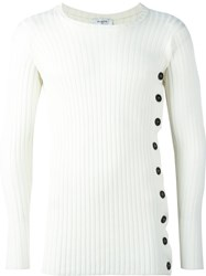 Ports 1961 'Fully Fashioned' Pullover White