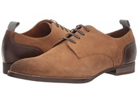 Rush By Gordon Rush Lindon Tan Suede Men's Lace Up Casual Shoes