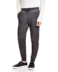 John Varvatos Star Usa Pewter Jogger Sweatpants