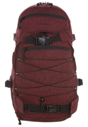 Forvert New Louis Rucksack Flannel Red
