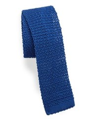 Polo Ralph Lauren Silk Knit Tie Royal